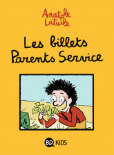 Les billets Parents Service
