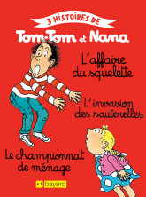 Tom-Tom et Nana 15 : L'affaire du squelette