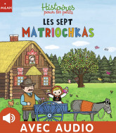Les sept matriochkas