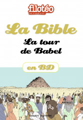 La Bible en BD, La tour de Babel