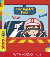 Fire fighter Paul