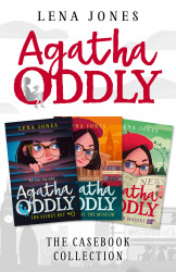 The Agatha Oddly Casebook Collection Books 1-3