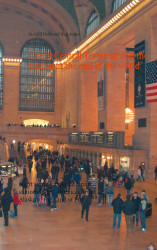Grand Central Terminal and the station at the end of the world
