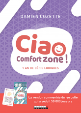 Ciao Comfort Zone !