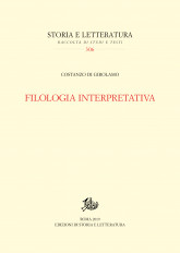 Filologia interpretativa