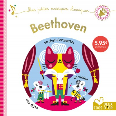 Beethoven - livre sonore