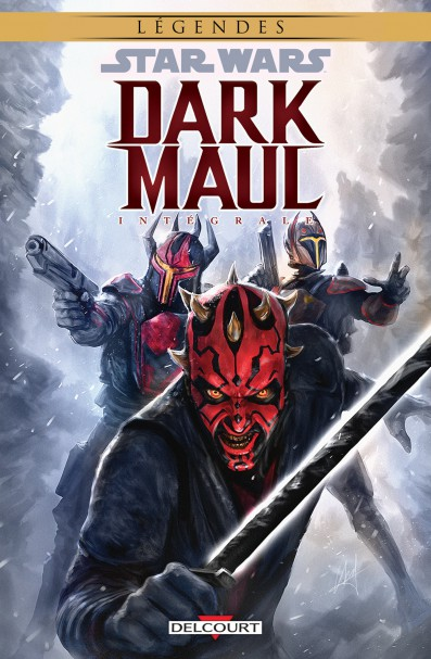 Star Wars Dark Maul - Integrale