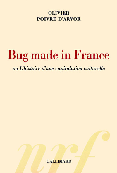 Bug made in France