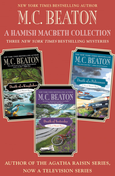 A Hamish Macbeth Collection: Mysteries #27-29