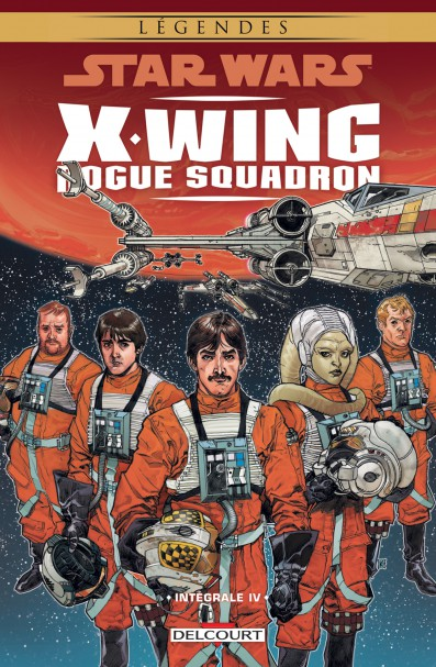 Star Wars - X-Wing Rogue Squadron - Intégrale IV