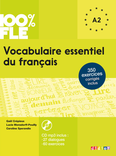 Vocabulaire essentiel du français niv. A2 - Ebook