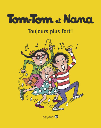 Toujours plus fort !