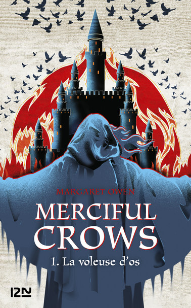 Merciful Crows - tome 01 : La voleuse d'os