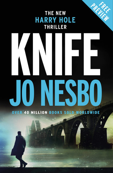 New Harry Hole Thriller