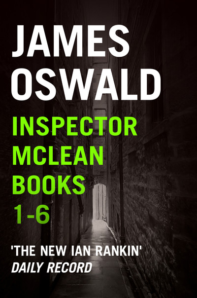 Inspector McLean Ebook Bundle: Books 1-6