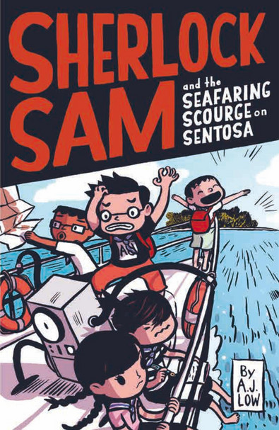 Sherlock Sam and the Seafaring Scourge on Sentosa