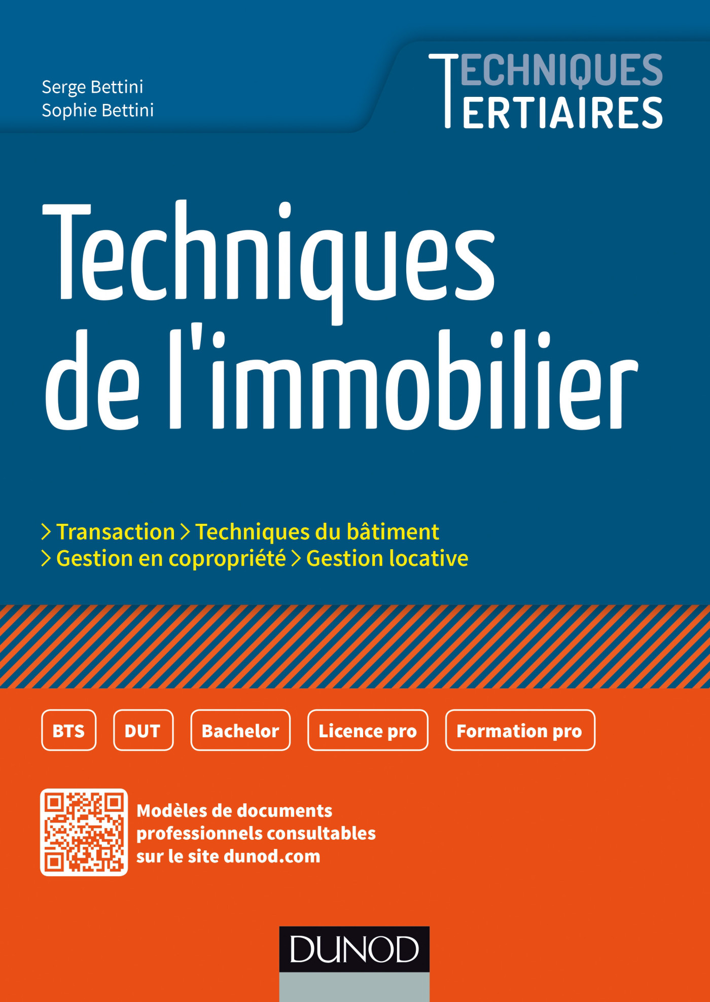 Techniques de l 39 immobilier serge bettini sophie bettini librairie nu - L as de l immobilier ...