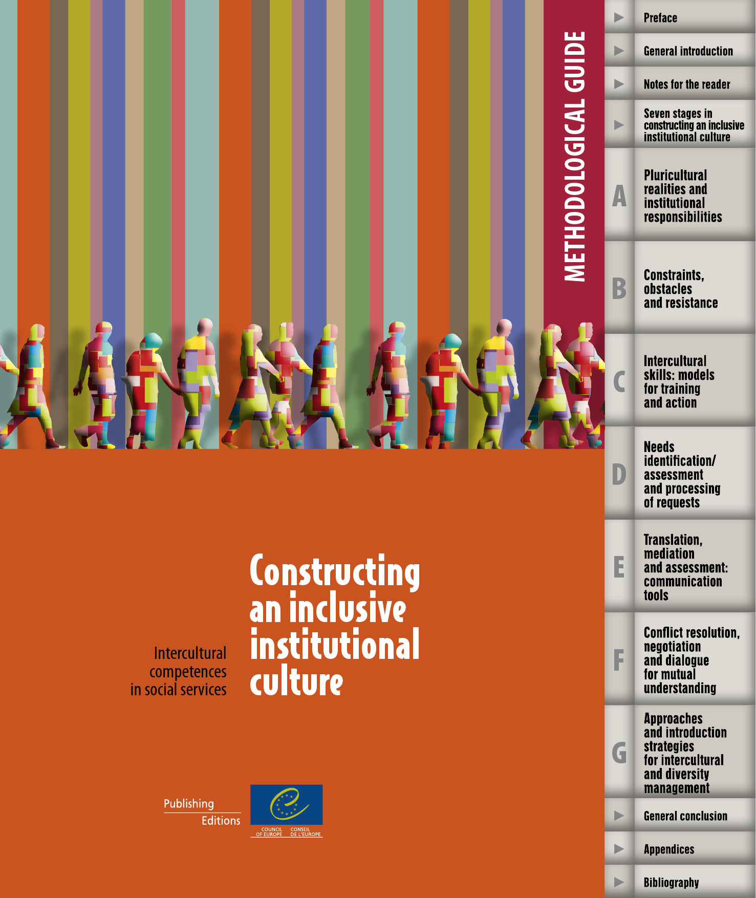 Constructing an inclusive institutional culture - Intercultural competences in cultural services
