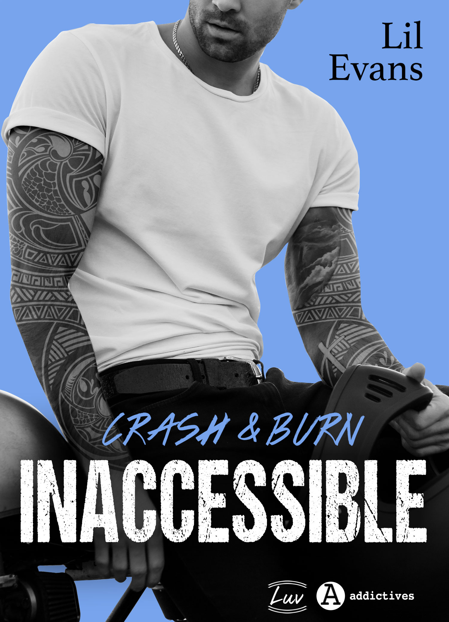 Inaccessible – Crash & Burn (teaser)