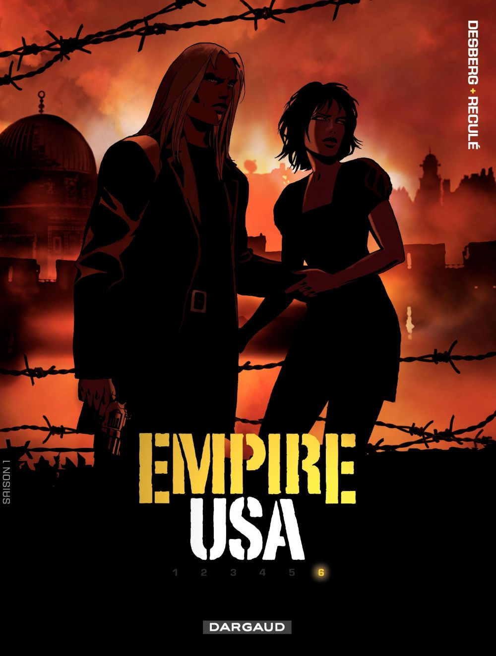 Empire USA - saison 1 - tome 6