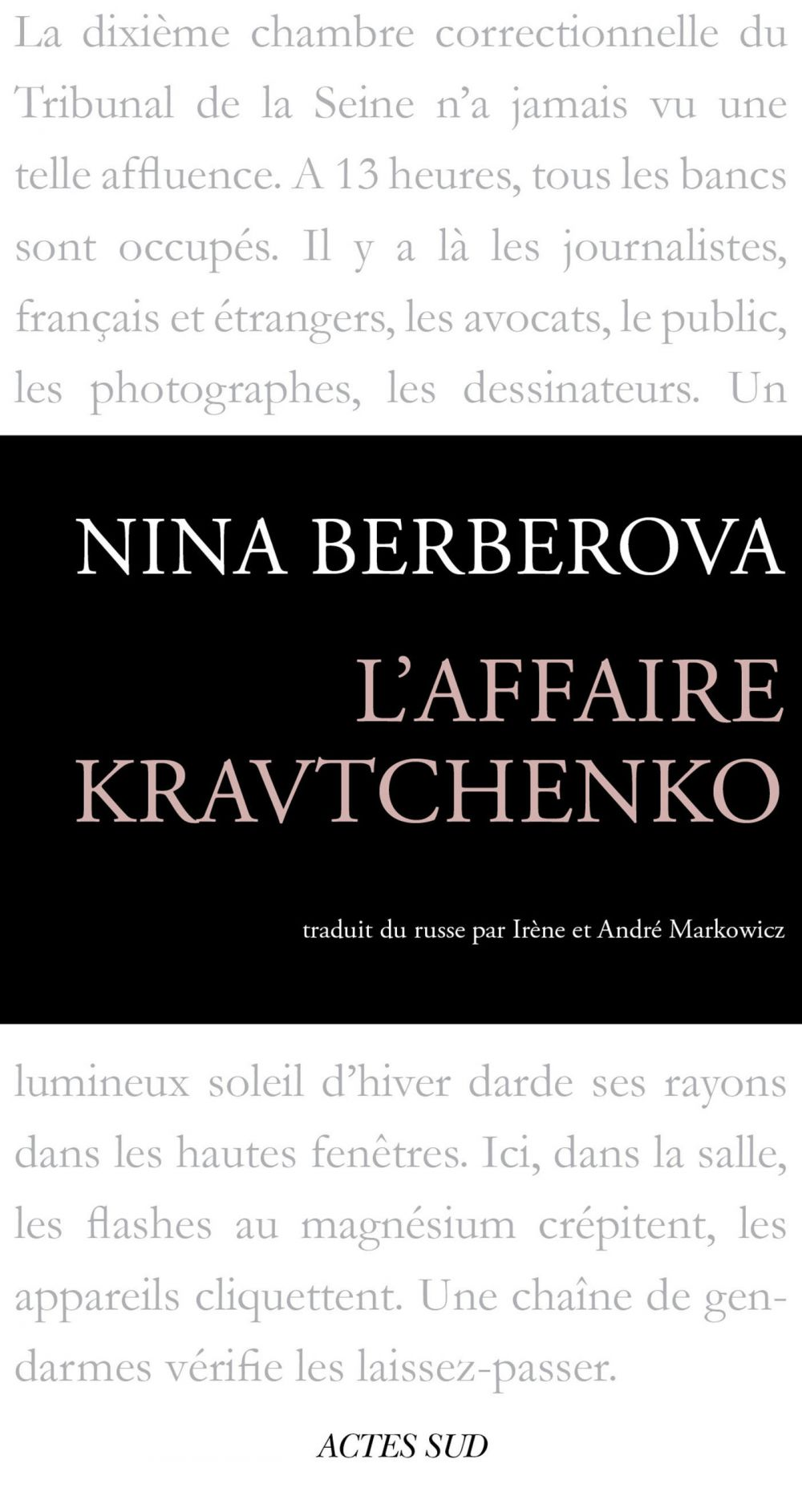 L'affaire Kravtchenko