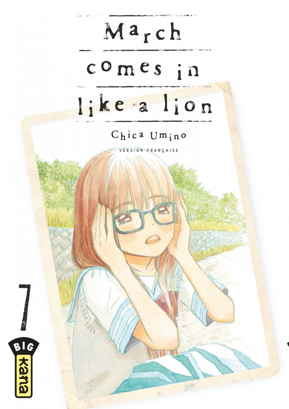 March comes in like a lion - Tome 7