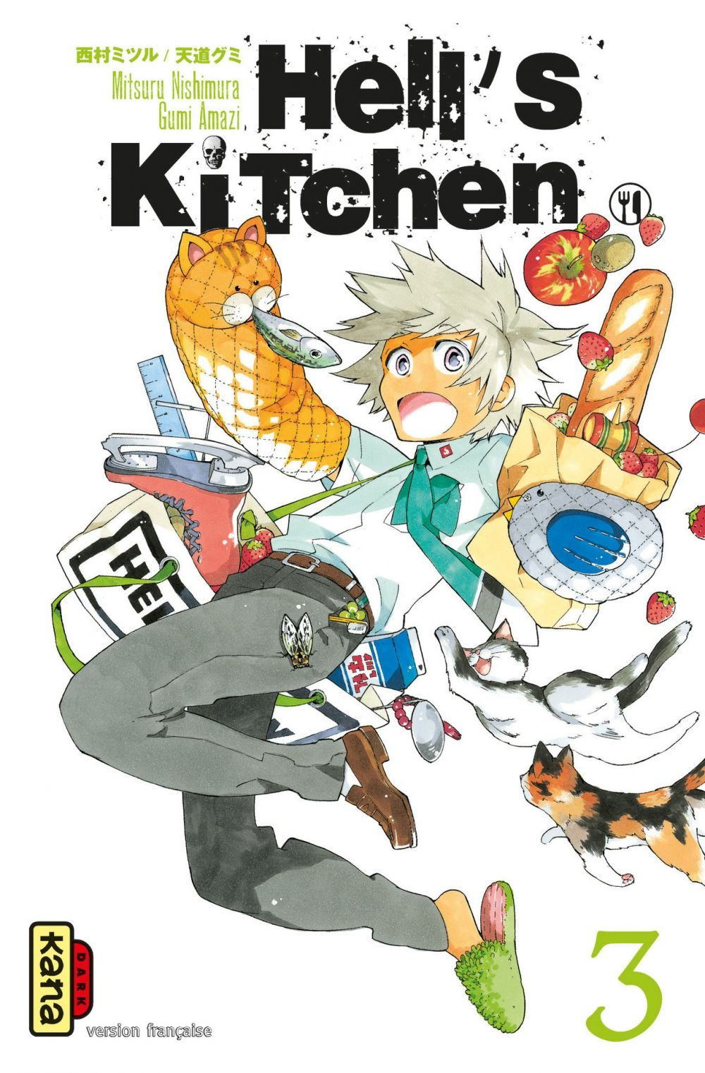 Hell's Kitchen - Tome 3