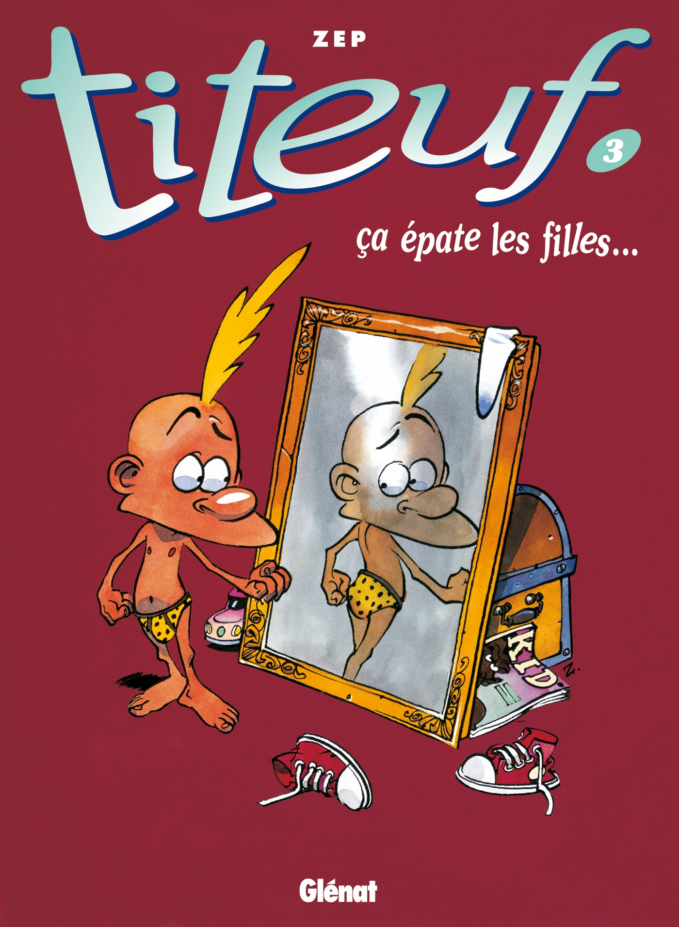Titeuf - Tome 03