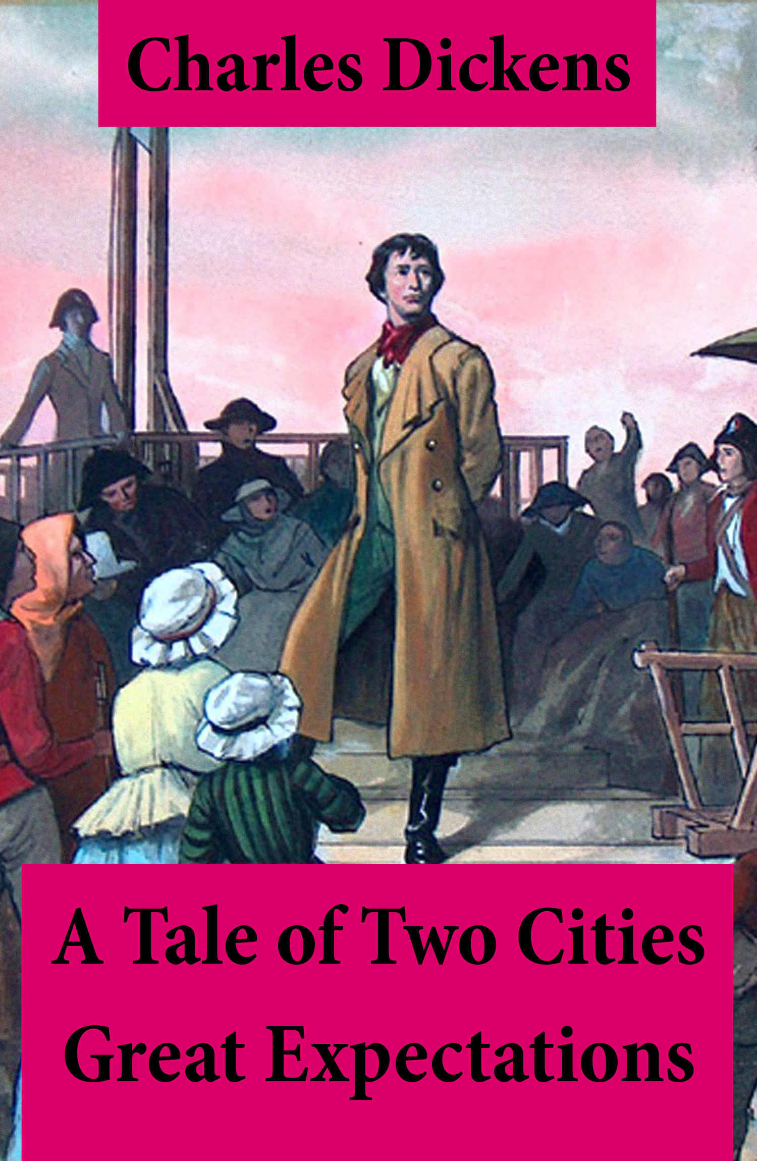 A Tale of Two Cities + Great Expectations