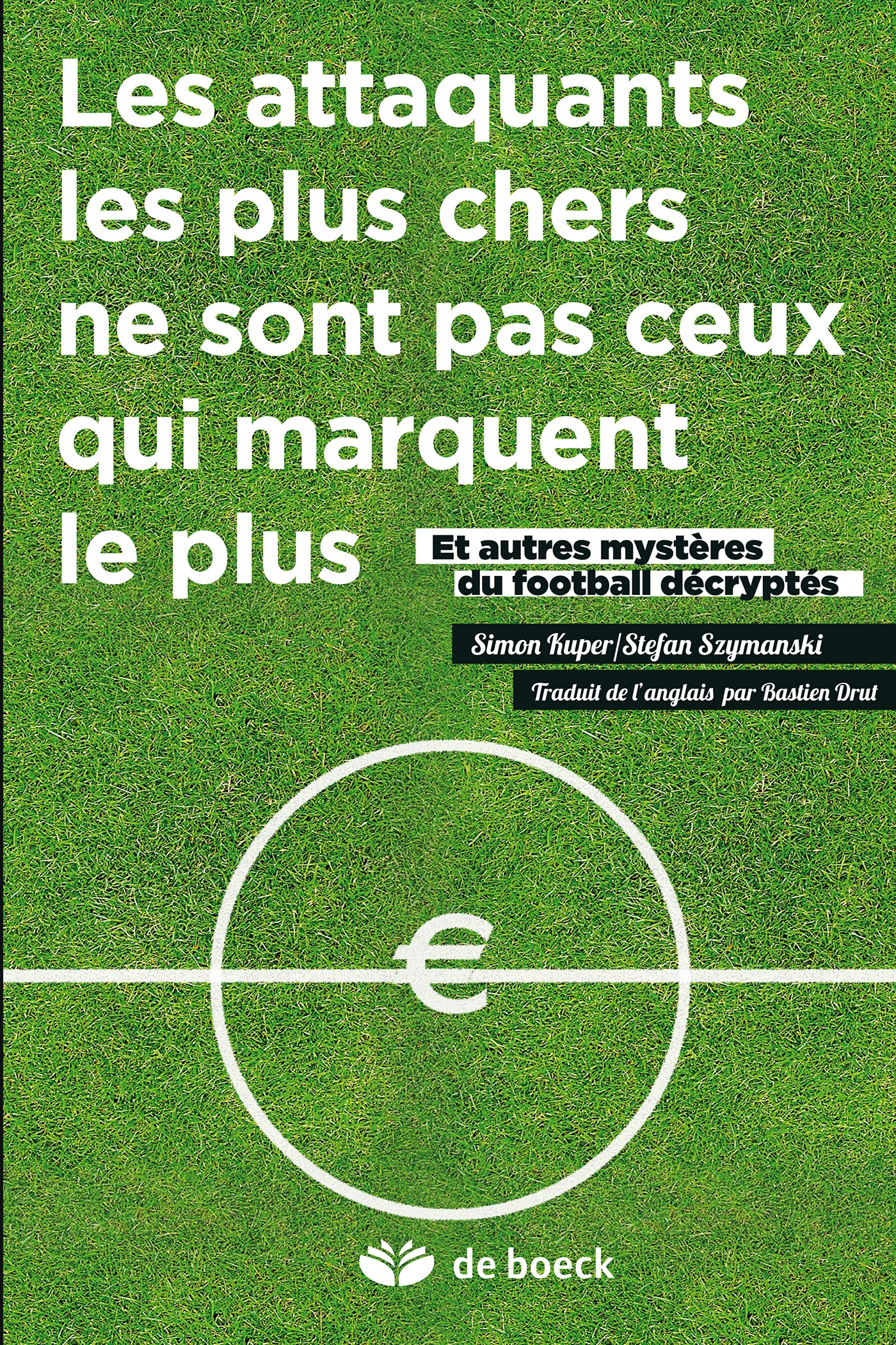 Les coulisses du football