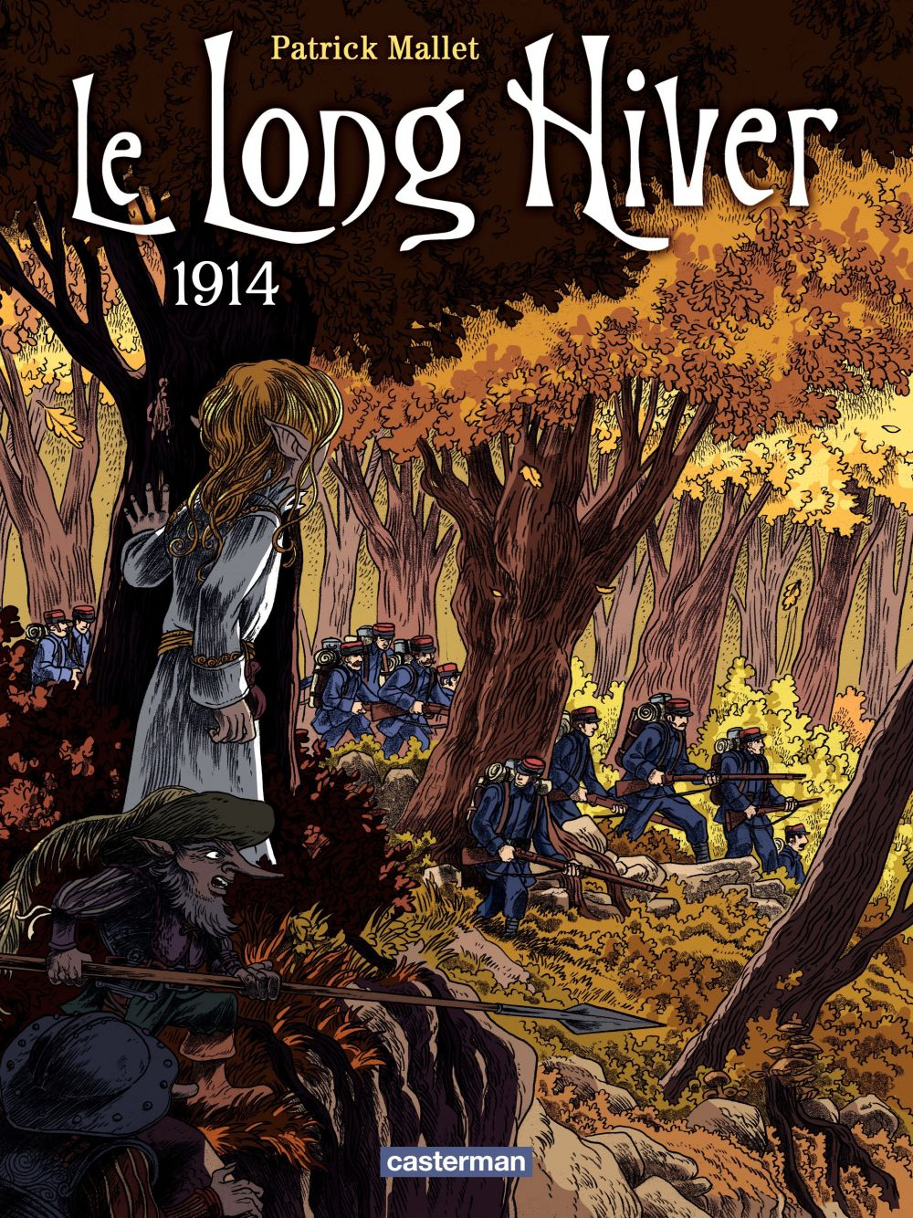 Le Long Hiver (Tome 1) - 1914