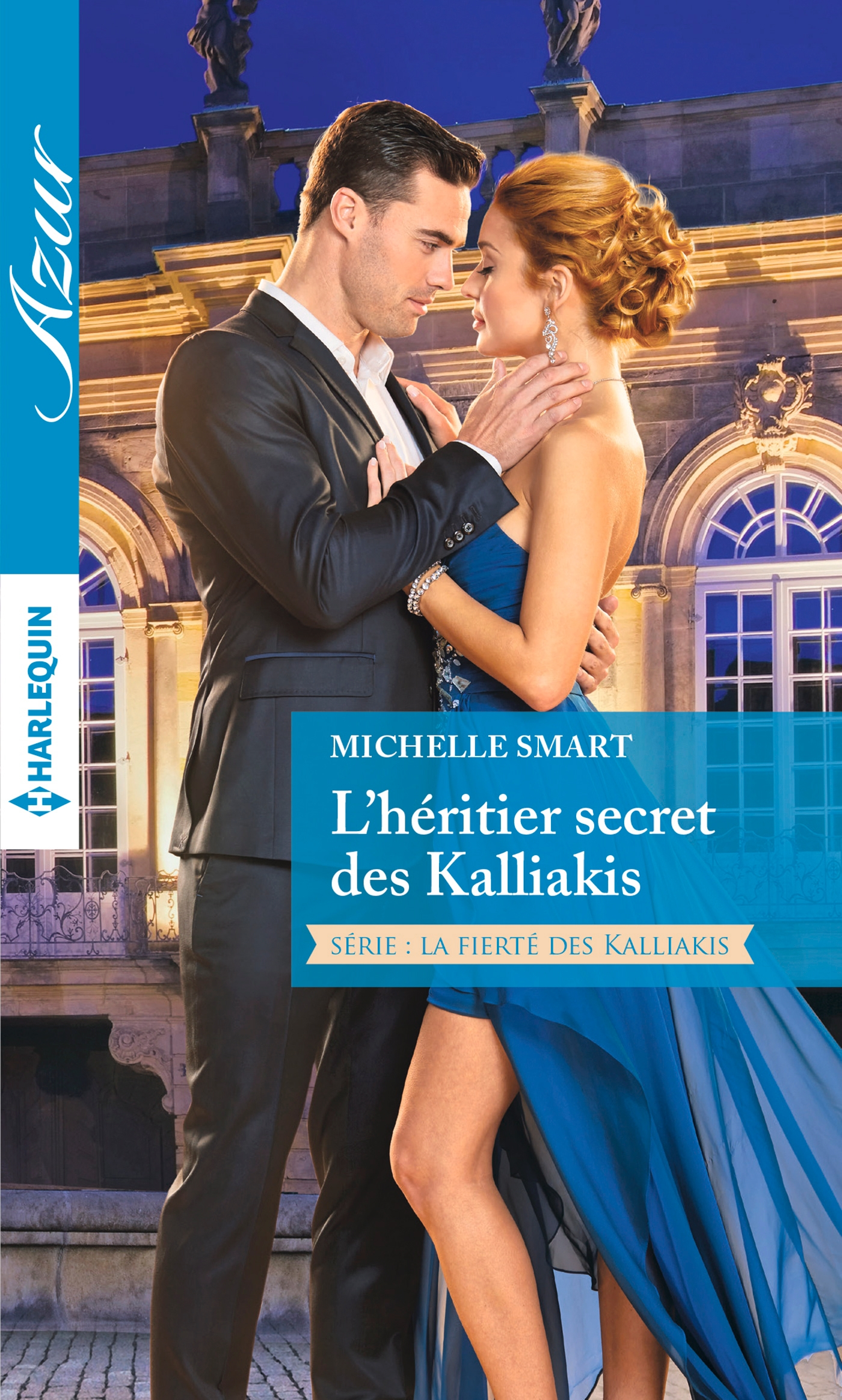 L'héritier secret des Kalliakis