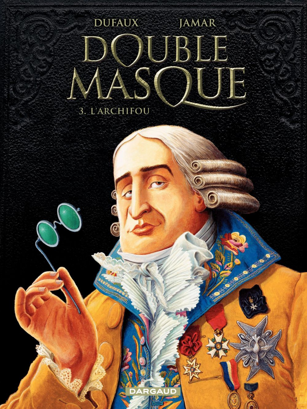 Double Masque - tome 3 - Archifou