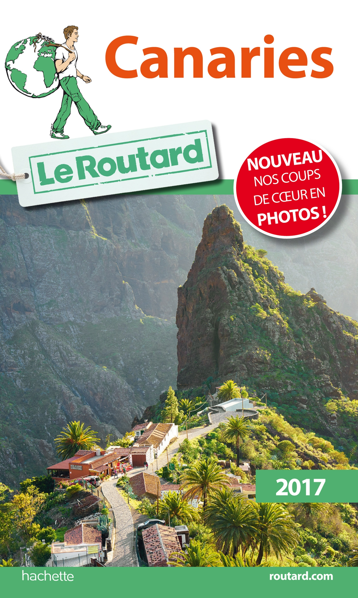 Guide du Routard Canaries 2017 |