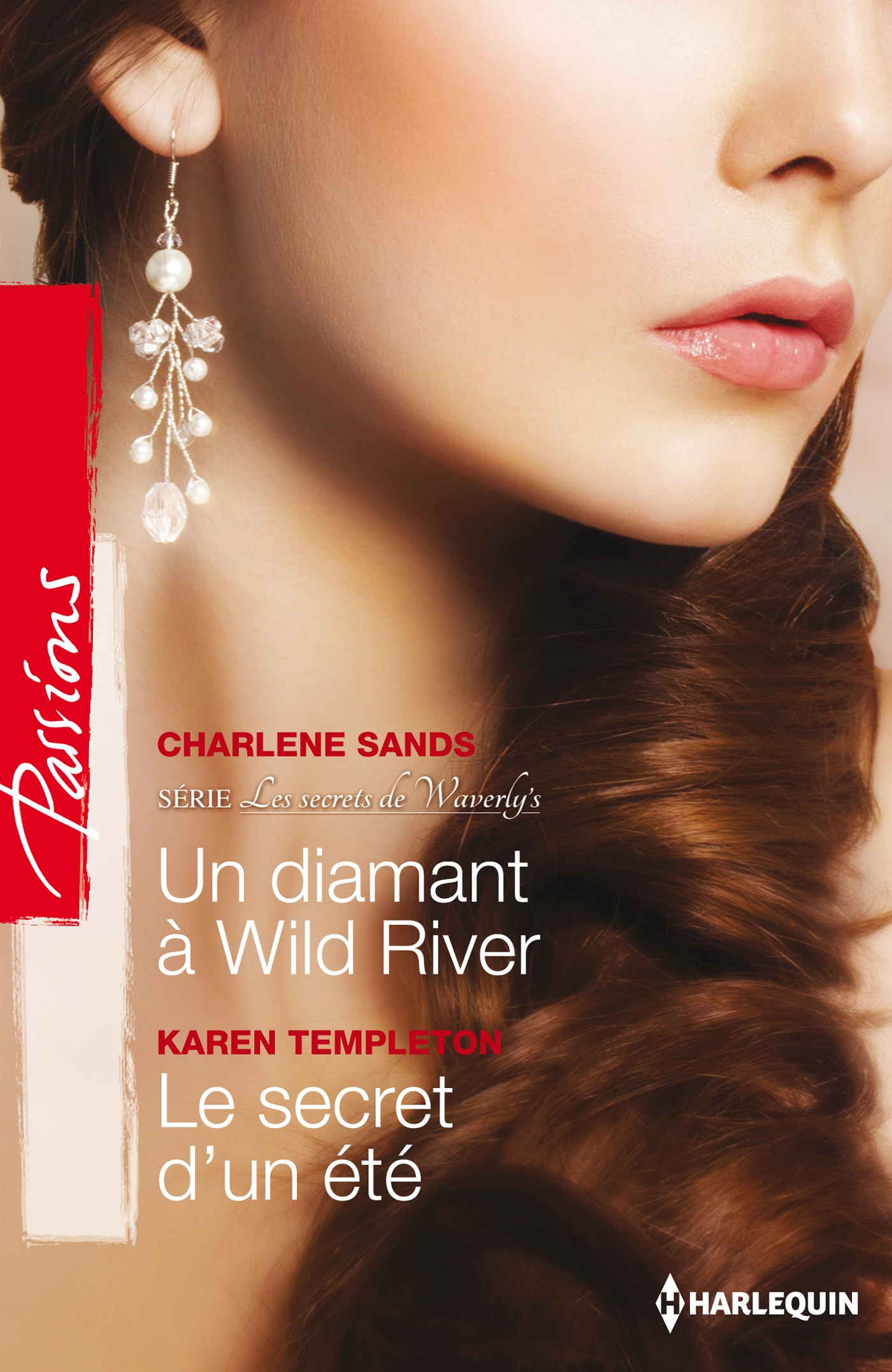 Un diamant à Wild River - Le secret d'un été