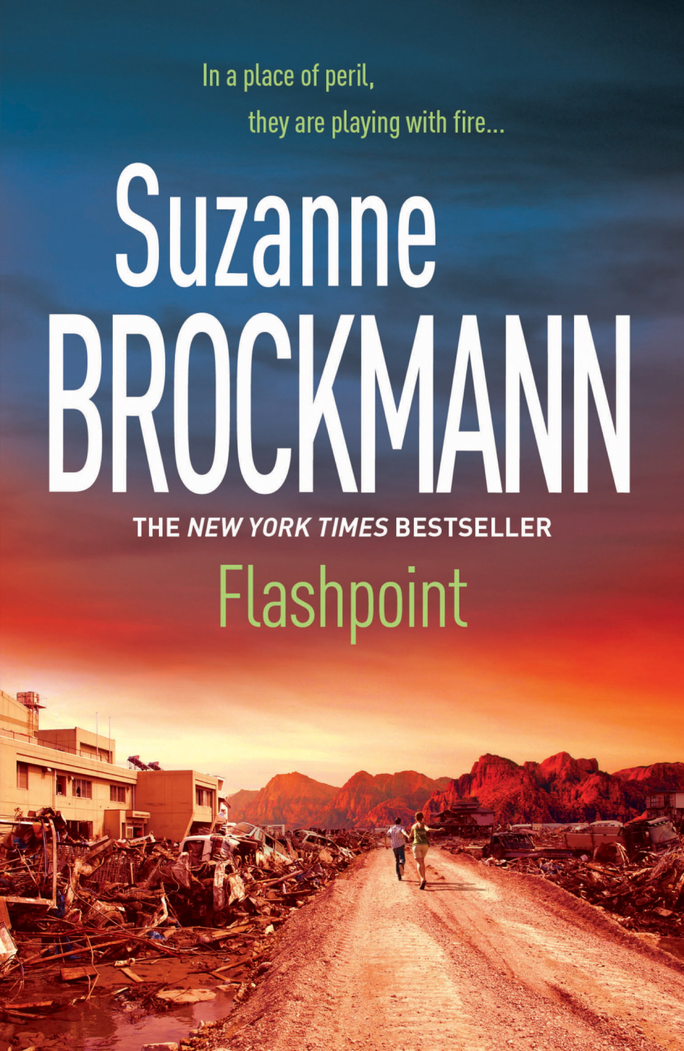 Flashpoint: Troubleshooters 7