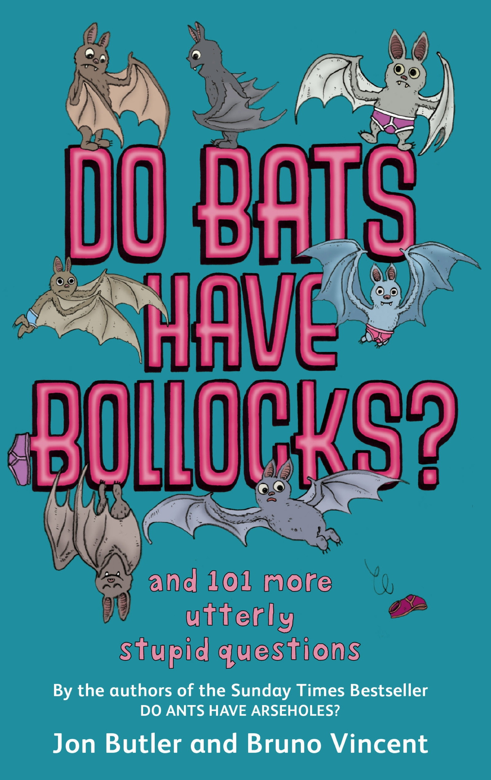 Do Bats Have Bollocks?