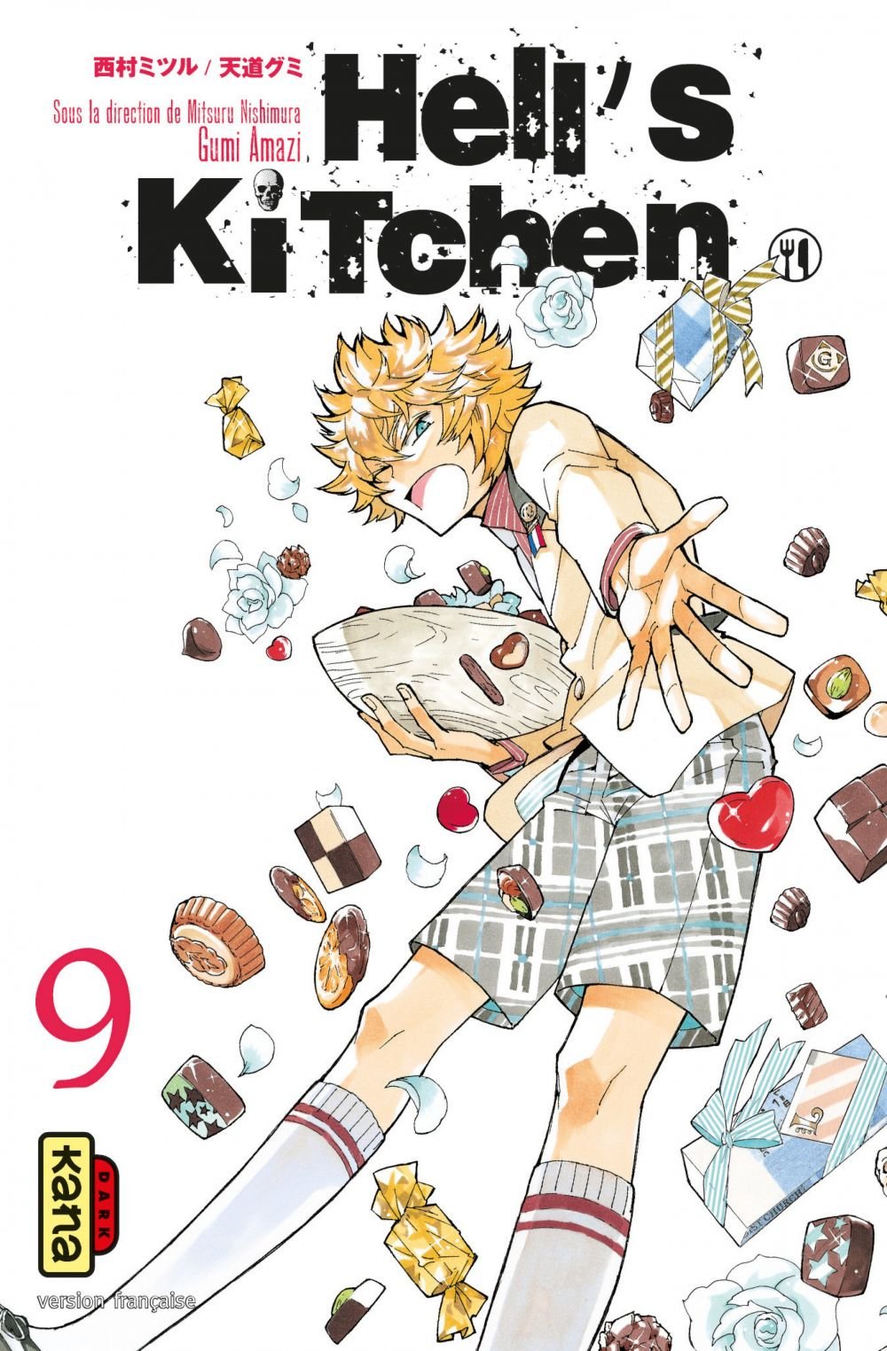 Hell's Kitchen - Tome 9