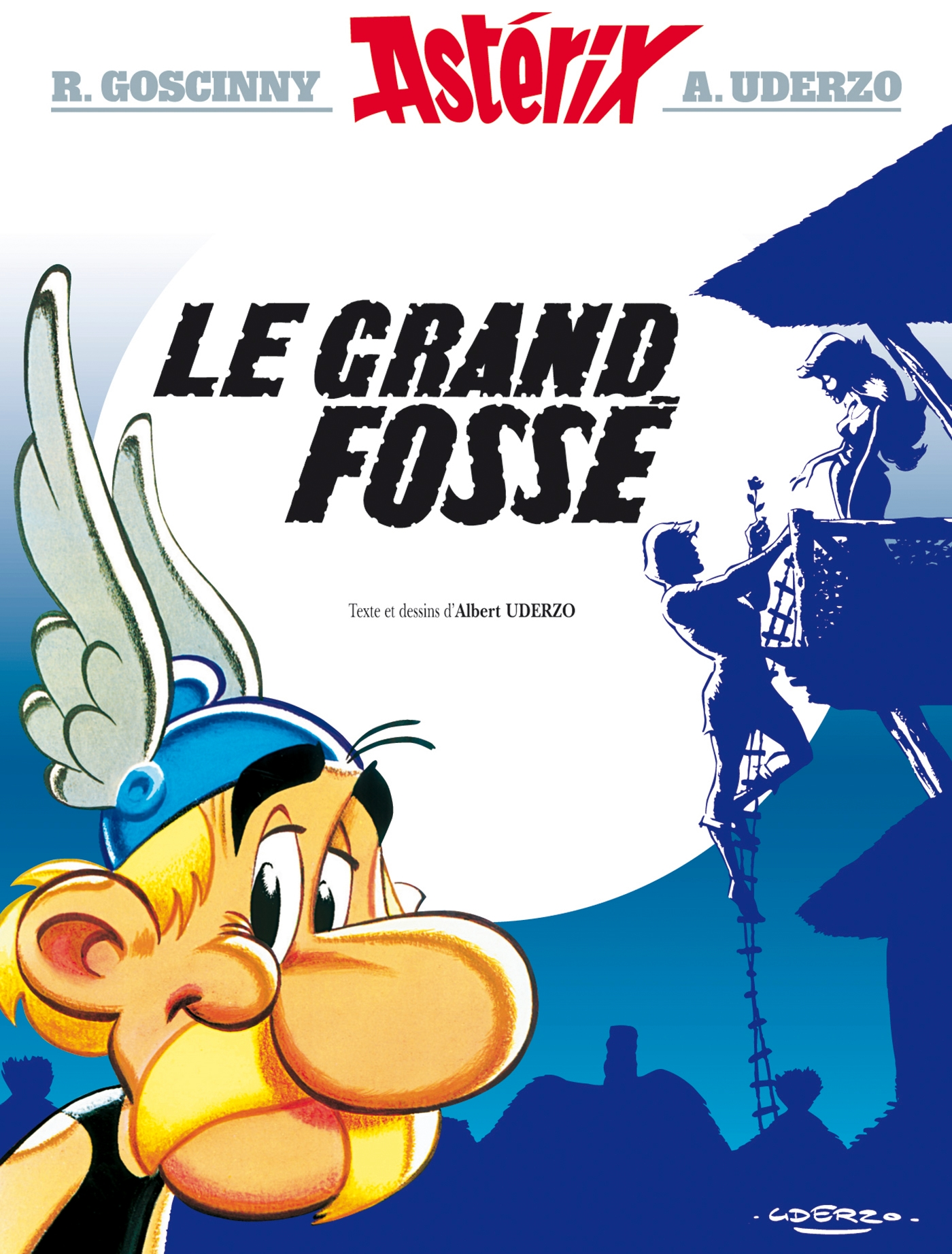Asterix - le Grand Fossé - n°25