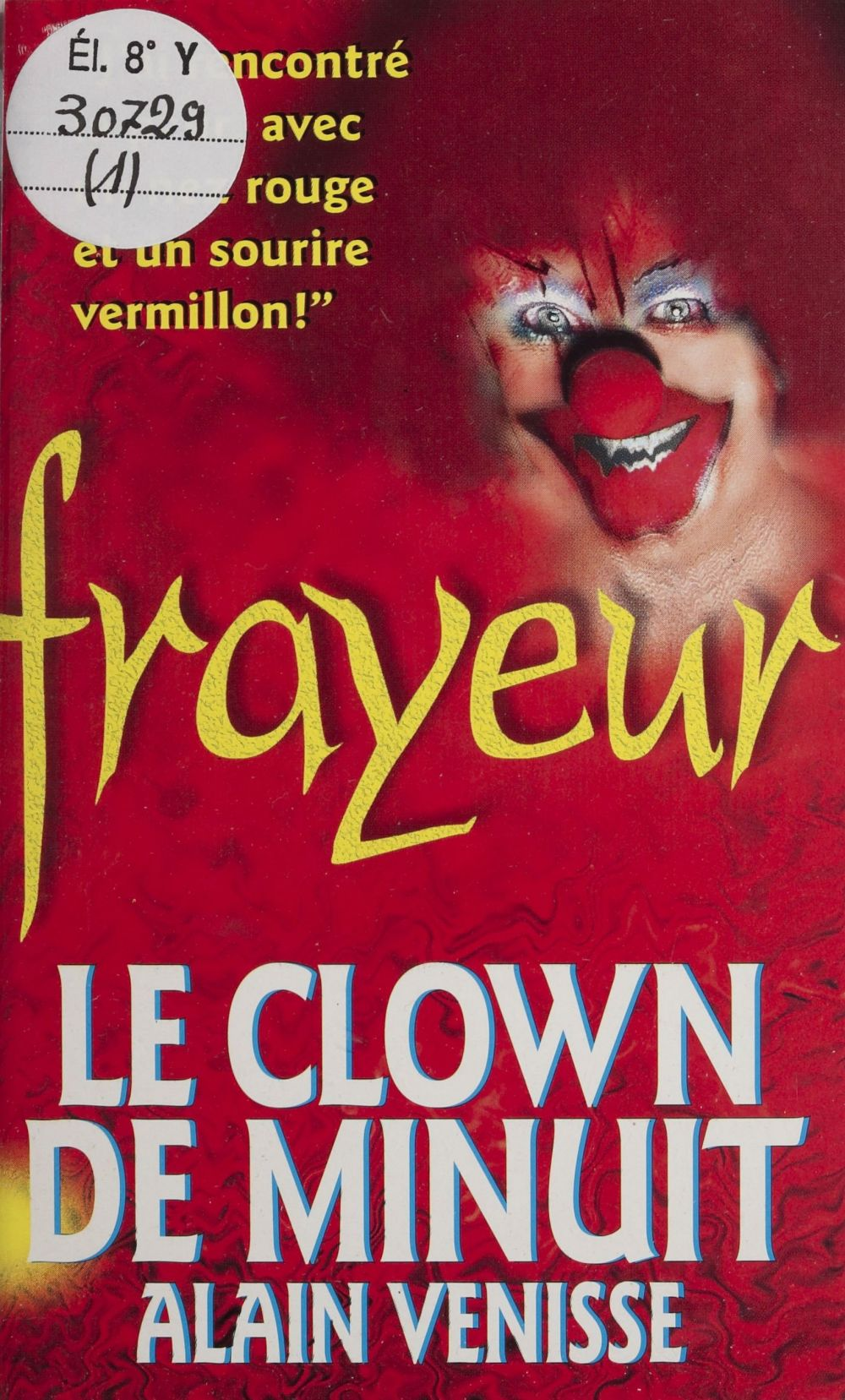 Le Clown de minuit