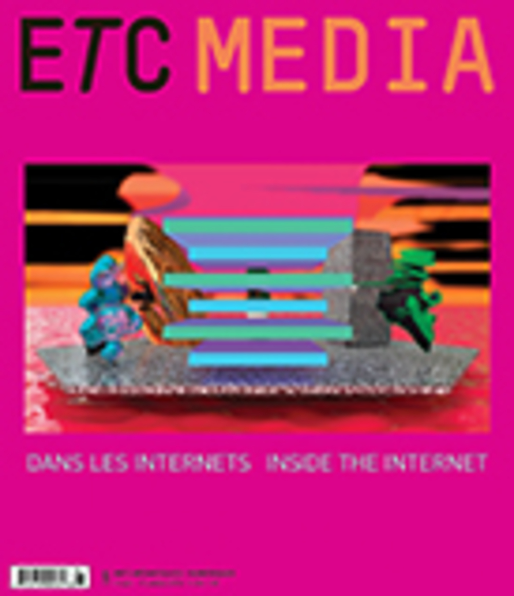 ETC MEDIA. No. 108, Été 2016