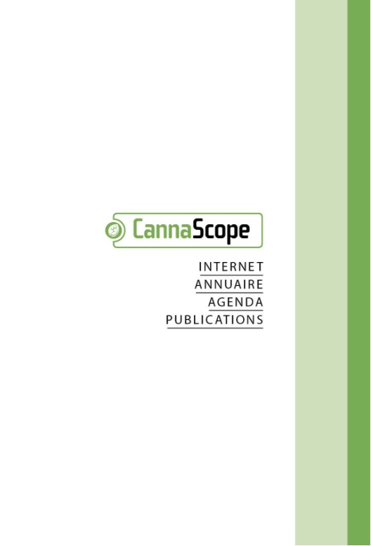 CannaScope 2015-2016 - French Edition