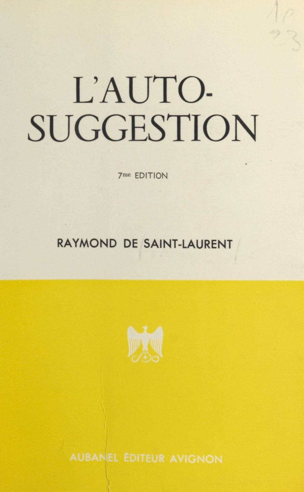 L'auto-suggestion