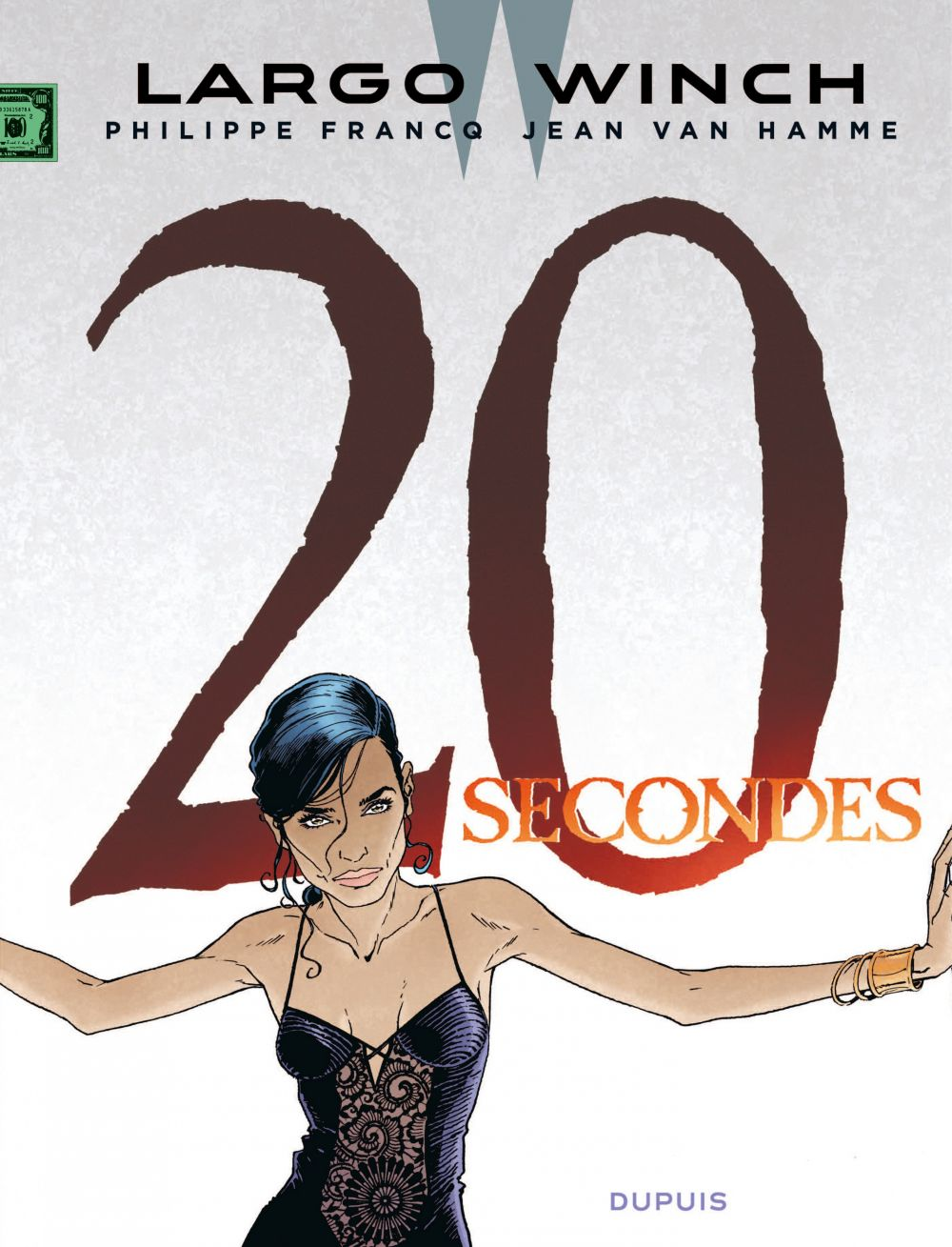 Largo Winch - Tome 20 - 20 secondes
