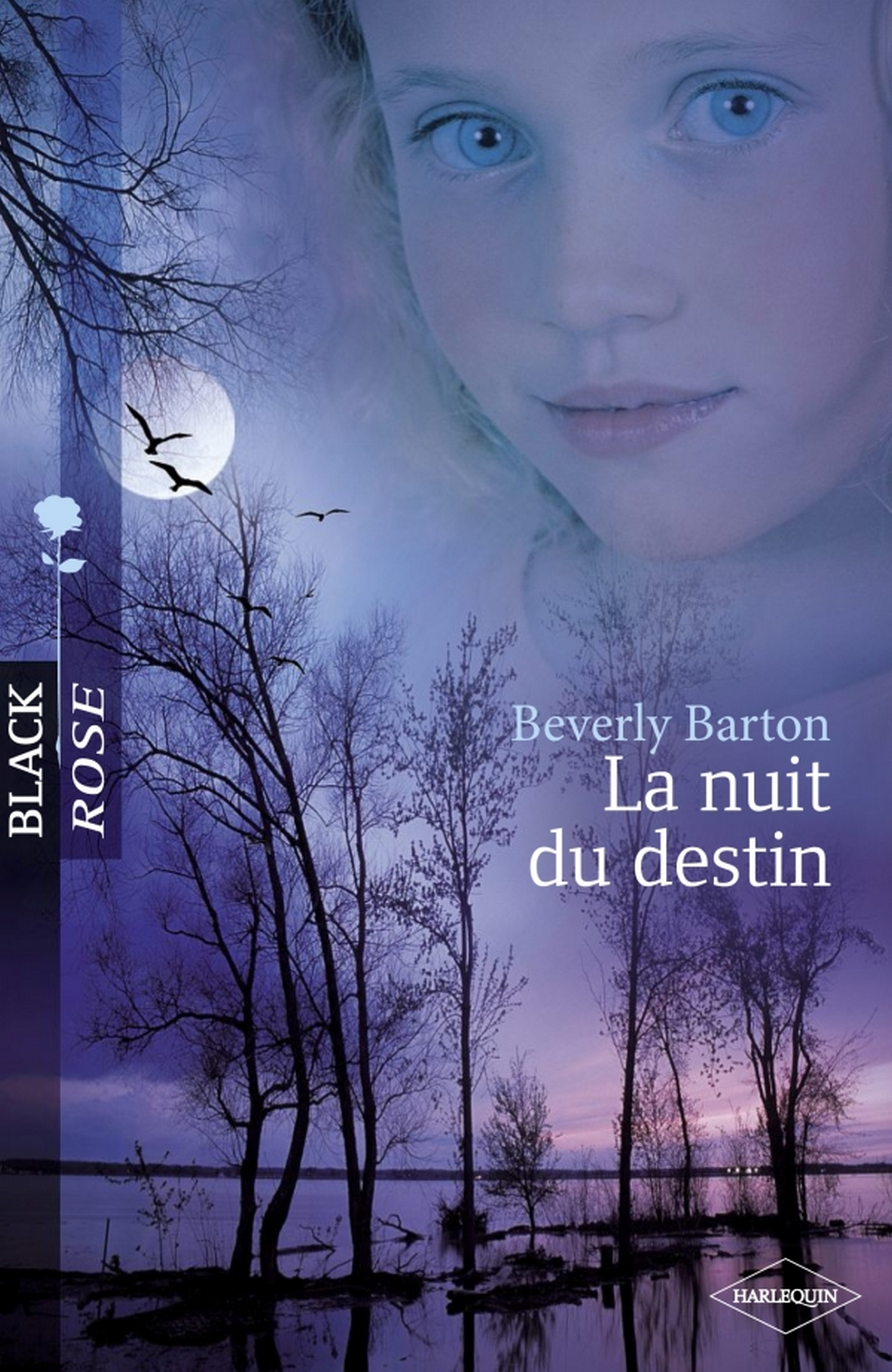La nuit du destin (Harlequin Black Rose)