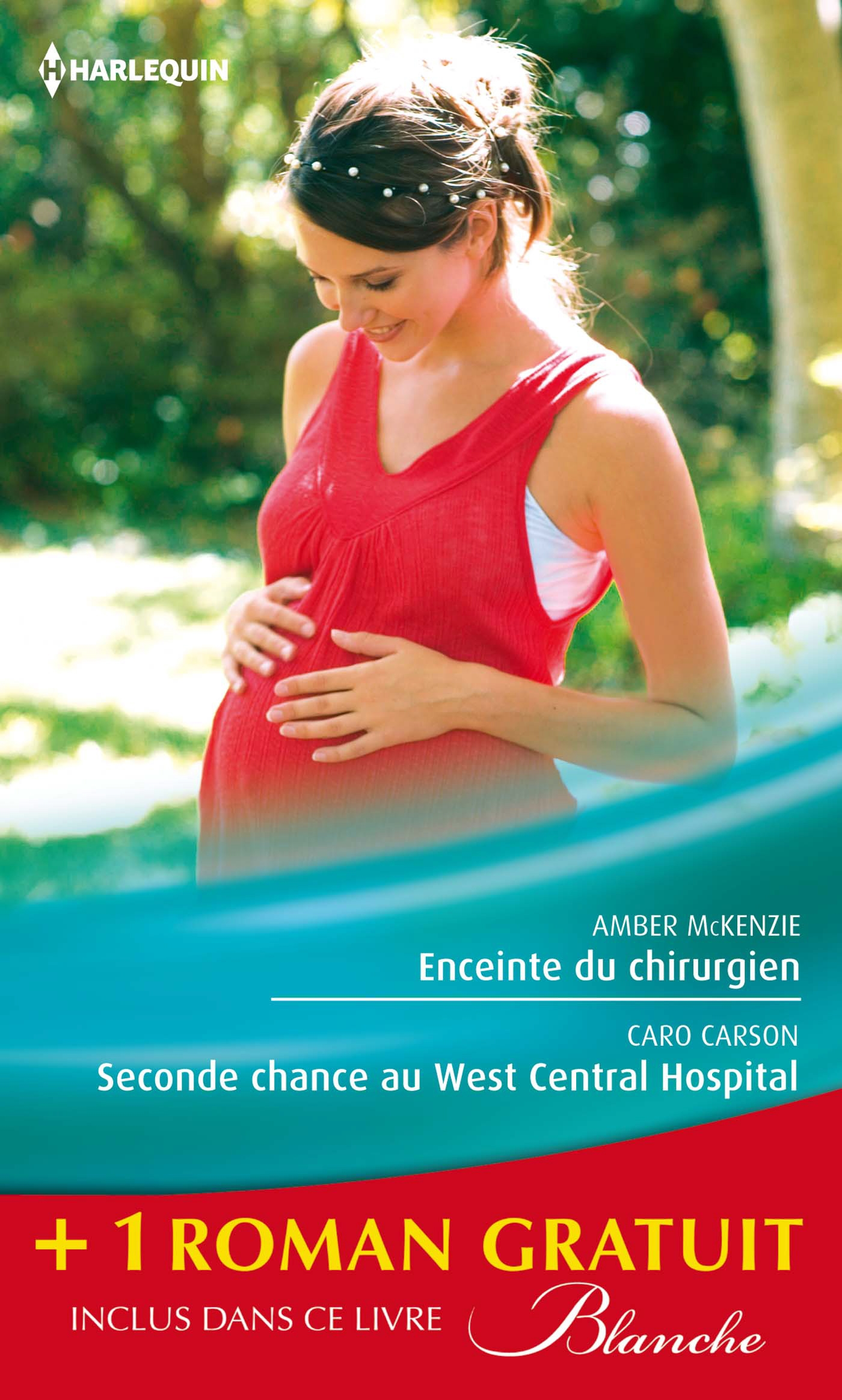 Enceinte du chirurgien - Seconde chance au West Central Hospital - Le passé secret du Dr Lawson