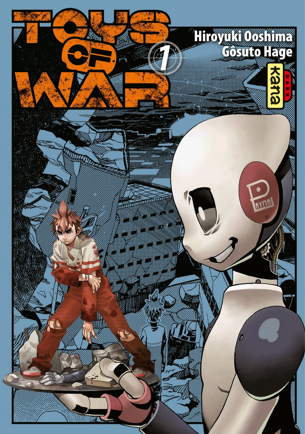 Toys of war - Tome 1