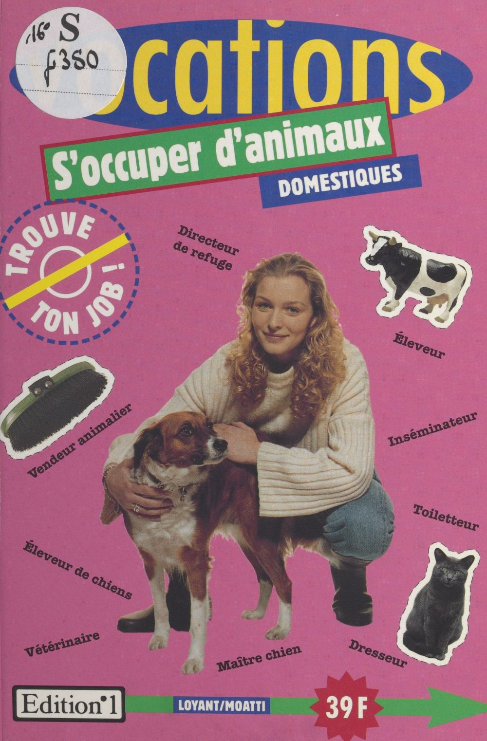 S'occuper d'animaux domestiques