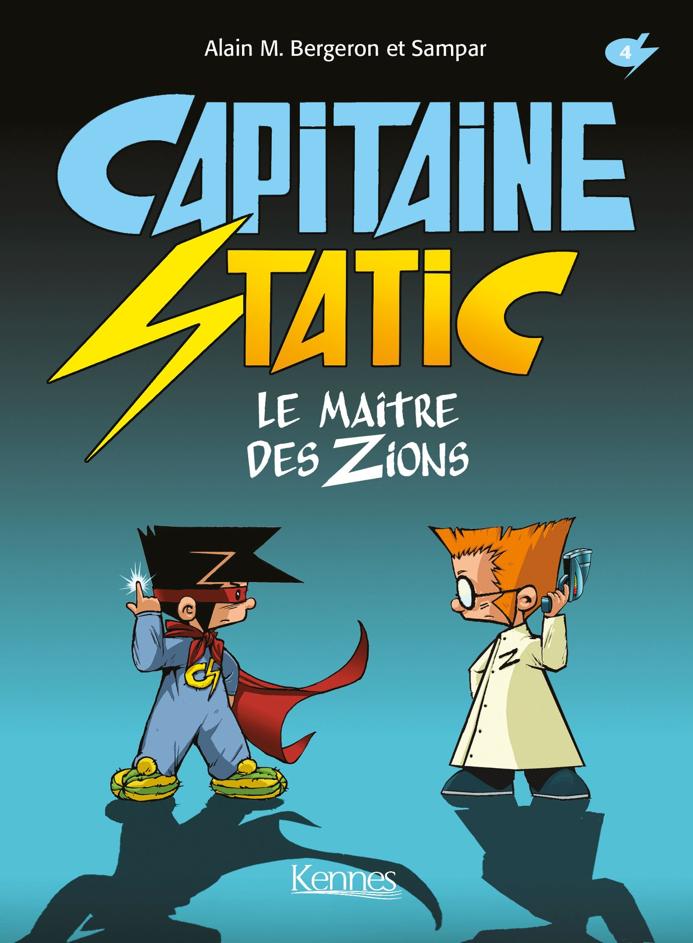 Capitaine Static T04
