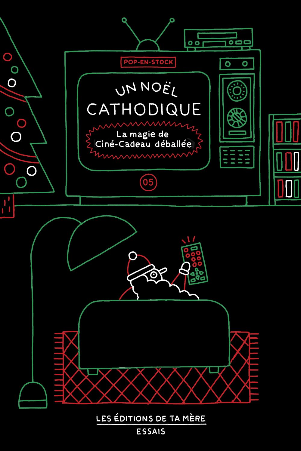 Un Noël cathodique